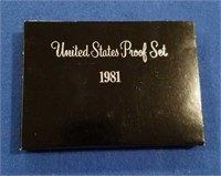1981 Black Box Proof Set