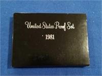 1981 Black Box Proof Set