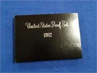 1982 Black Box Proof Set