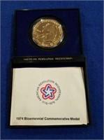 1974 Bicentennial Commemorative Medal