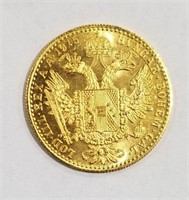 1915 Iducat Gold