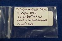 California Gold Token