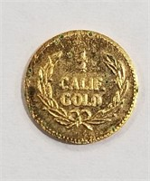 California Gold Small Denomination Gold