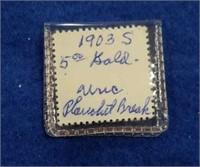 1903 Half Eagle Gold