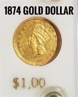 Us Gold Type Set