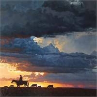 2020 Symphony In The Flint Hills Prairie Art Auction