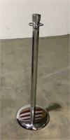 (qty - 20) 3' Tall Metal Barrier