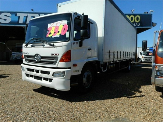 2014 Hino 500 Series FG - Trucks for Sale