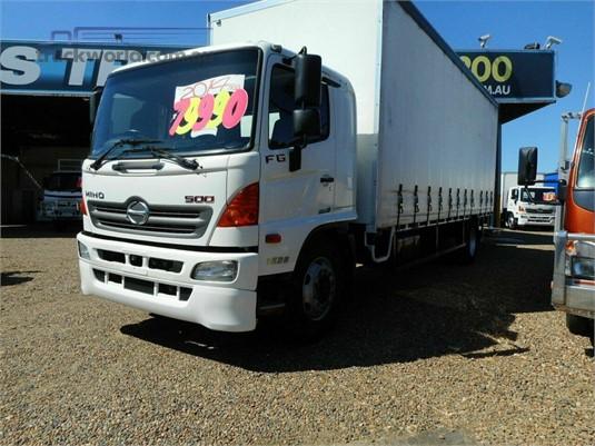 2014 Hino 500 Series FG - Trucks for Sale