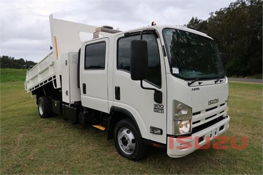 2009 Isuzu NPR 300 Dual Cab Used Isuzu Trucks - Trucks for Sale
