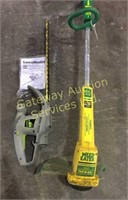 Lawn Master 18 inch Electric Hedge Trimmer,