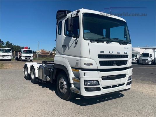 2014 Fuso FV54 - Trucks for Sale