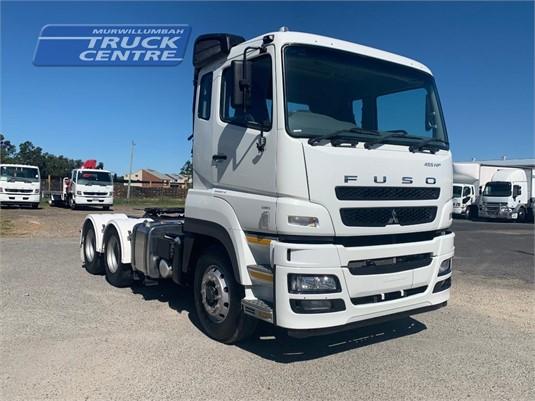 2014 Fuso FV54 Murwillumbah Truck Centre - Trucks for Sale