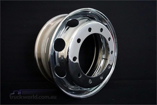 0 CBTC Chrome Steel Steer Rim - Parts & Accessories for Sale