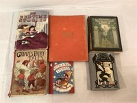 Vintage childrens books, Dr. Doolittle, Zoo & more