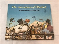 The Adventures of Obadiah, by Brinton Turkle