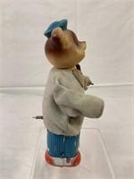 Japanese tin vintage wind-up toy