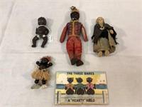 Antique dolls & more