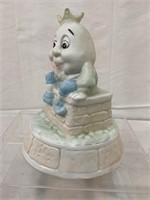 Humpty Dumpty music box
