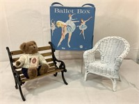 Doll furniture & more