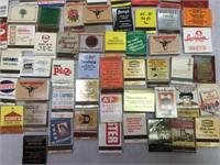 Collection of Vintage Matchbooks- Large Lot