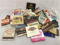 Las Vegas Hotel & Casino Vintage Matches & More