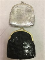 Metal Mesh Vintage Coin Purses & More