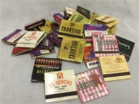Las Vegas Casino Matchbooks & More