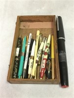 Vintage pens, Unipeco,Tucker,Remington & more