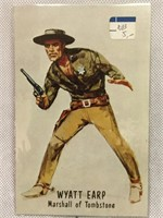 Collection of vintage Wyatt Earp post cards