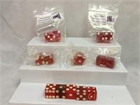 Casino dice, Belagio,Ceasars & more