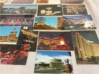 Larrge assort. of vintage Las Vegas post cards