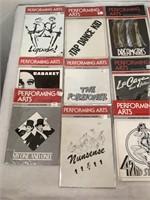 Performing Arts Vintage Magazines