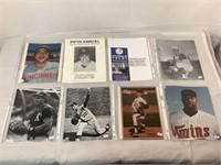 Baseball Memorabilia & More
