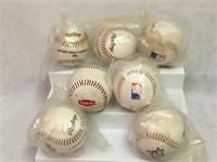 Kellogg's Tony The Tiger Rawlings MLB Baseballs
