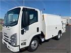 2019 Isuzu NLS 45 150 AWD Service Vehicle
