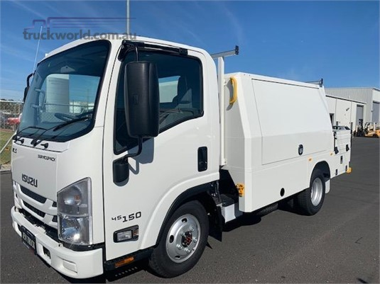 2019 Isuzu NLS 45 150 AWD - Trucks for Sale