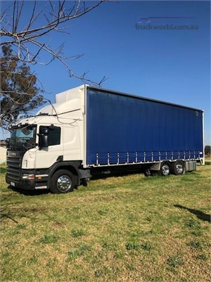 2010 Scania P320 - Trucks for Sale