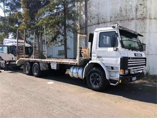 1990 Scania other - Trucks for Sale