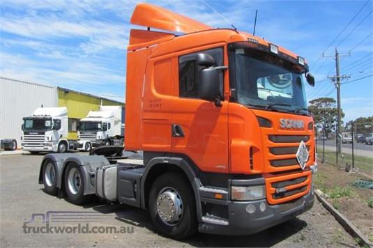 2011 Scania G480 - Trucks for Sale