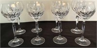 Spiegelau German Crystal Wine Glasses