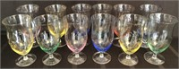 Lennox Etched Waterglasses