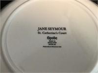 """Jane Seymour-St. Catherine's Court """"Serenade"""""""