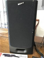 Sony Stereo System with Speakers and Remote