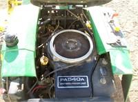 F 25 JD Riding Lawn Mower