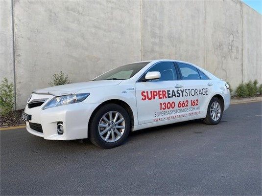 2010 Toyota Camry - Light Commercial for Sale