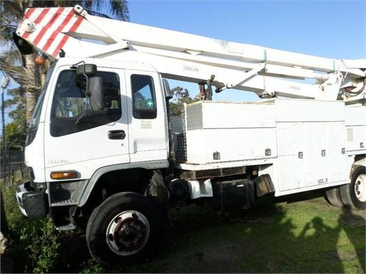 2003 Isuzu FTS750 - Trucks for Sale