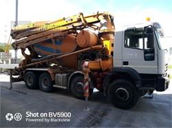 IVECO EUROTRAKKER 410E44  used