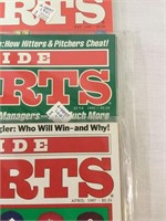 Inside Sports Vintage Magazines