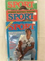 Sport Vintage Magazines
